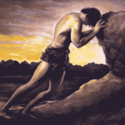 Sisyphus. Carlos Taylor (Painter)