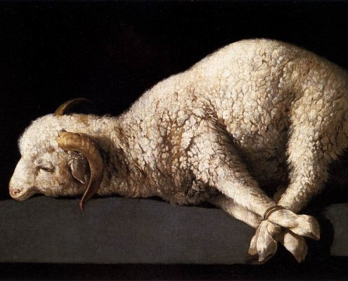 Josefa de Ayala - The Sacrificial Lamb