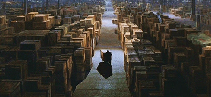 The Final Scene in Raiders of the Lost Ark