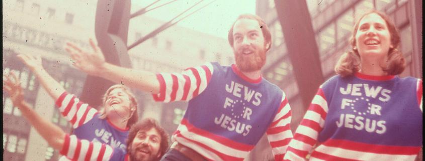 Чем именно мы, «Евреи за Иисуса», занимаемся?