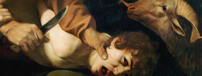 Отцовская любовь – Жертвоприношение Ицхака